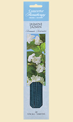 Concerto Aromatherapy - Incense Sticks Jasmine