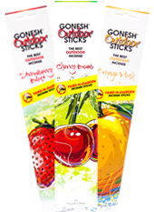 Gonesh Outdoors™ - 3 Pack Incense