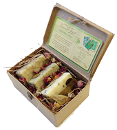Herbal Fix Essential Oils Soap Trio