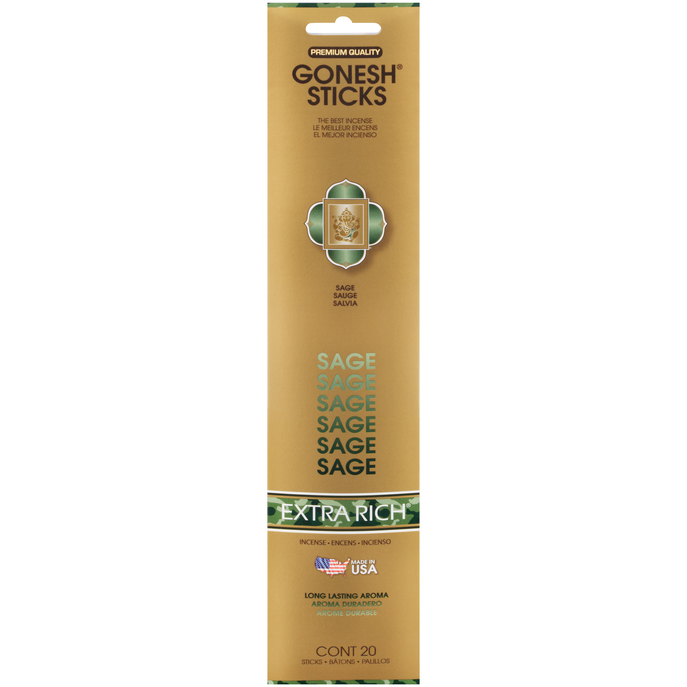 Extra Rich Collection - Sage Incense