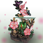 Electric Paradise Blossoms Oil Warmer