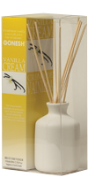 Gonesh®  Reed Diffuser Set - Vanilla Cream