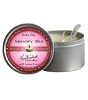 Massage Candle - Skinny Dip