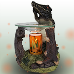 Mr. Crocodile Electric Oil Warmer