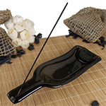 Glass Wine Bottle Burner