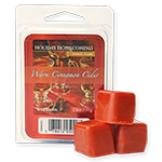 Holiday Homecoming-  Warm Cinnamon Cider Wax Melts