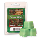Holiday Homecoming-  Christmas Wreath Wax Melts