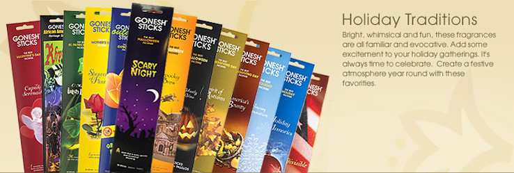 Holiday Traditions Incense Incense Gonesh