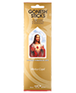 Gonesh Sticks Collection Incense Patron Saints The Seven African Powers 30 Piece