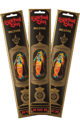 Spiritual Sky - Patchouly-Musk Incense