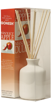 Gonesh® Reed Diffuser Set - Sweet Apple