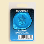 Gonesh Extra Rich Nag Champa Wax Melts