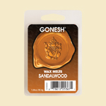 Gonesh Extra Rich Sandalwood Wax Melts