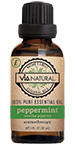 Via Natural®- 100% Essential Oil- Peppermint