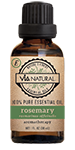 Via Natural®- 100% Essential Oil- Rosemary