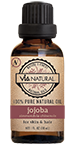 Via Natural®- 100% Pure Natural Oil- Jojoba