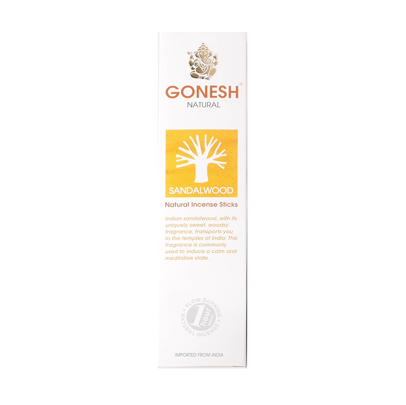 Gonesh® Natural - Sandalwood