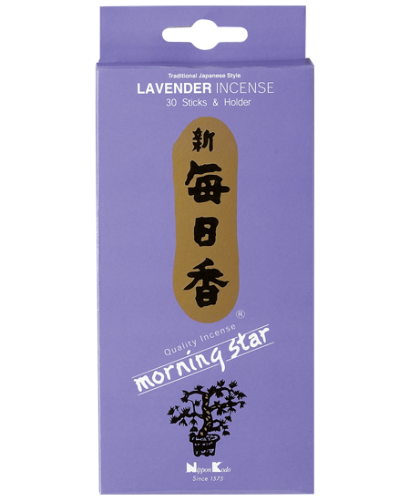 Morning Star - Lavender Incense