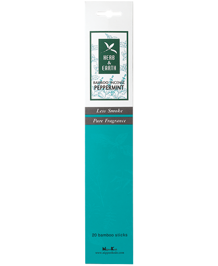 Herb & Earth - Peppermint Incense