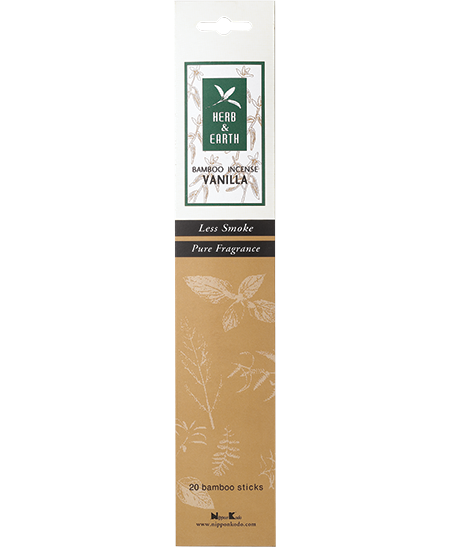 Herb & Earth - Vanilla Incense