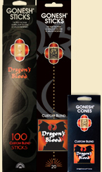 Custom Blend - Dragon's Blood Incense