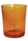 Gonesh Votives™ - Glass Votive Candle Holder Yellow