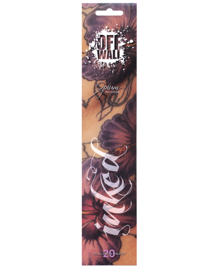 Off the Wall - Inked Opium Incense