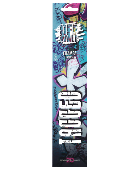 Off the Wall - Tagged Champa Incense
