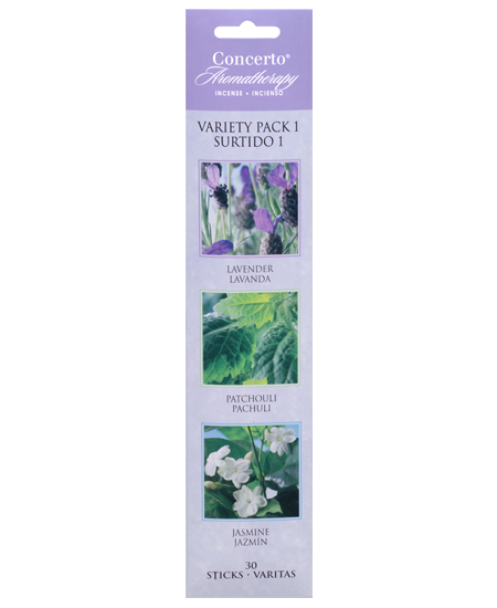 Concerto Aromatherapy - Variety Pack 1
