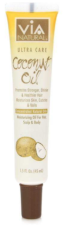 Via Natural®- Ultra Care Oil- Coconut
